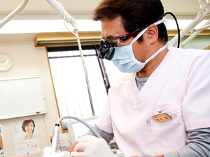 私が歯医者になったきっかけとは?