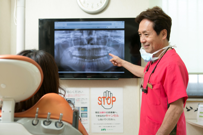 大学でも補綴歯科を研究・指導しておりました